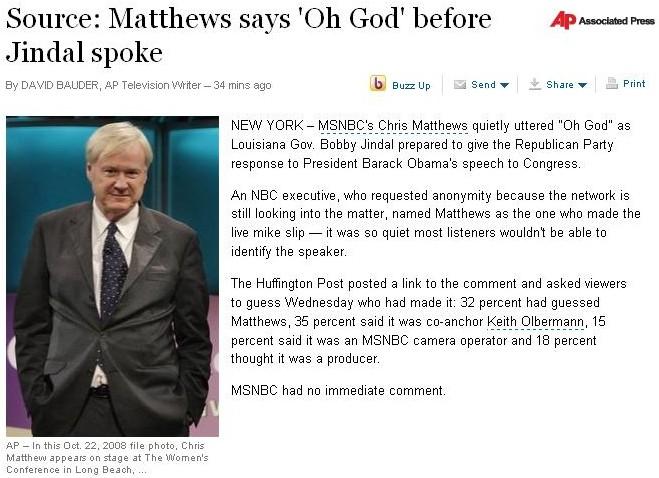 matthews-god