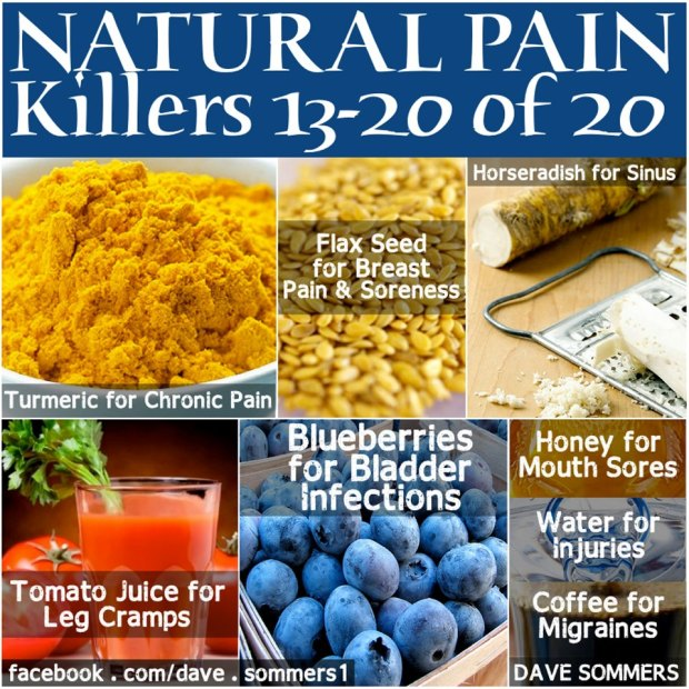 natural painkillers 13-20
