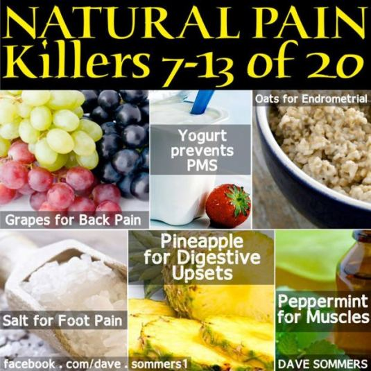 natural painkillers 7-13