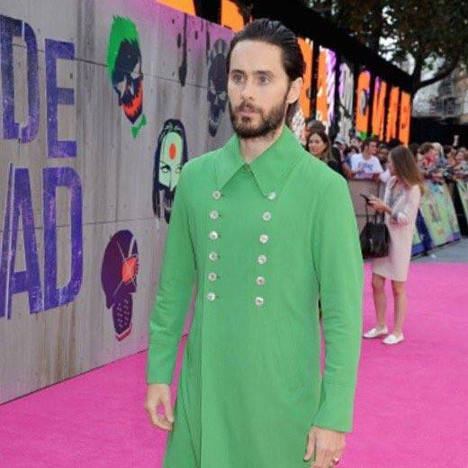 jared leto got it