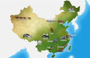 china-attraction-map